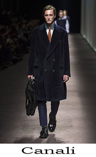 Canali Fall Winter 2016 2017 Lifestyle For Men Look 22