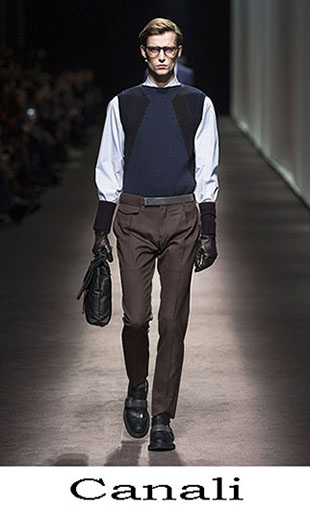 Canali Fall Winter 2016 2017 Lifestyle For Men Look 23