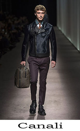 Canali Fall Winter 2016 2017 Lifestyle For Men Look 25