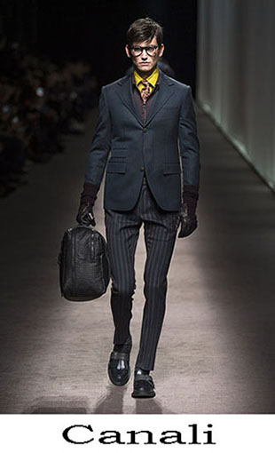 Canali Fall Winter 2016 2017 Lifestyle For Men Look 26