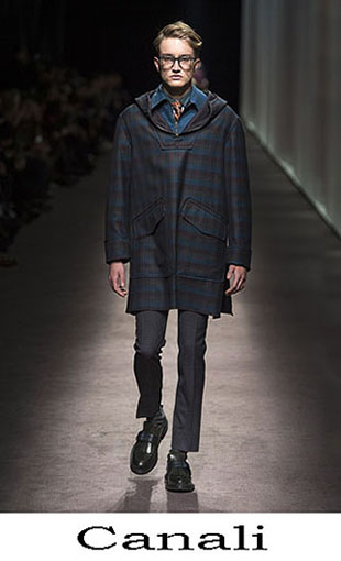 Canali Fall Winter 2016 2017 Lifestyle For Men Look 27