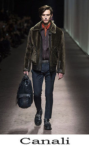 Canali Fall Winter 2016 2017 Lifestyle For Men Look 28