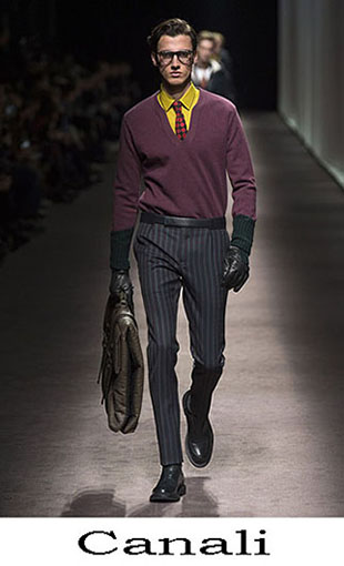 Canali Fall Winter 2016 2017 Lifestyle For Men Look 29