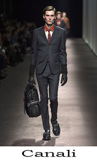 Canali Fall Winter 2016 2017 Lifestyle For Men Look 3