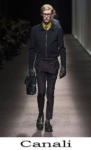 Canali Fall Winter 2016 2017 Lifestyle For Men Look 31