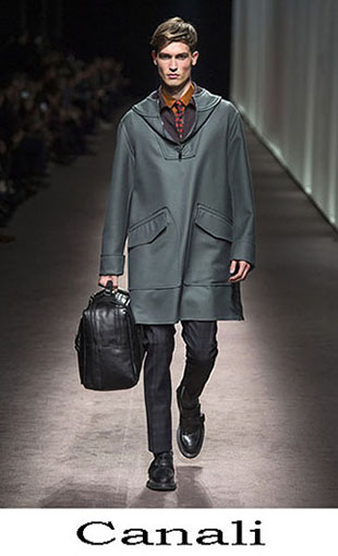 Canali Fall Winter 2016 2017 Lifestyle For Men Look 32
