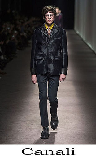 Canali Fall Winter 2016 2017 Lifestyle For Men Look 33