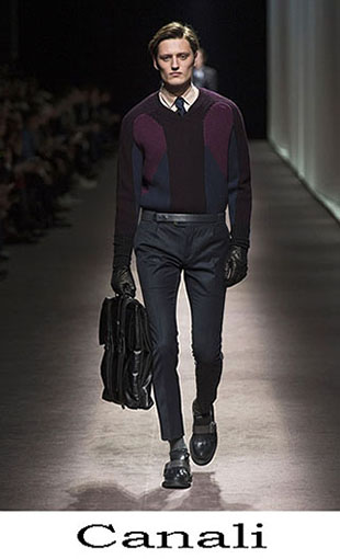 Canali Fall Winter 2016 2017 Lifestyle For Men Look 34