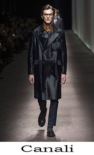 Canali Fall Winter 2016 2017 Lifestyle For Men Look 35
