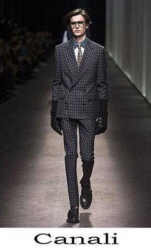 Canali Fall Winter 2016 2017 Lifestyle For Men Look 36