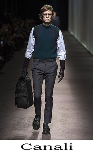 Canali Fall Winter 2016 2017 Lifestyle For Men Look 37