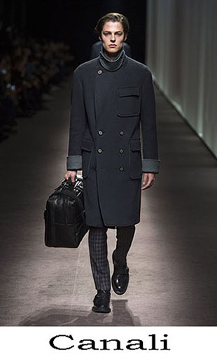 Canali Fall Winter 2016 2017 Lifestyle For Men Look 38