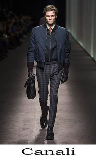 Canali Fall Winter 2016 2017 Lifestyle For Men Look 39