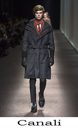 Canali Fall Winter 2016 2017 Lifestyle For Men Look 4