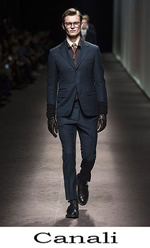 Canali Fall Winter 2016 2017 Lifestyle For Men Look 41
