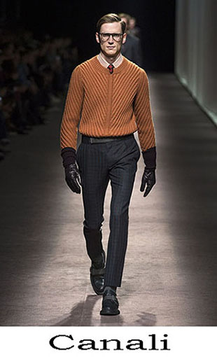 Canali Fall Winter 2016 2017 Lifestyle For Men Look 5