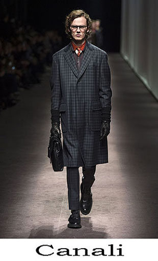 Canali Fall Winter 2016 2017 Lifestyle For Men Look 6
