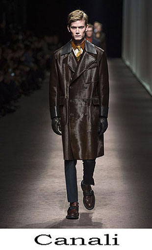 Canali Fall Winter 2016 2017 Lifestyle For Men Look 7