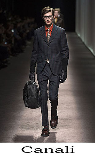Canali Fall Winter 2016 2017 Lifestyle For Men Look 8