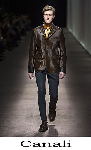 Canali Fall Winter 2016 2017 Lifestyle For Men Look 9