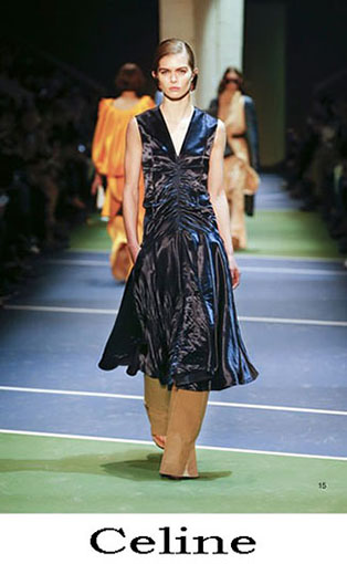 Celine Fall Winter 2016 2017 Lifestyle For Women Look 16