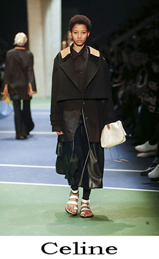 Celine Fall Winter 2016 2017 Lifestyle For Women Look 33