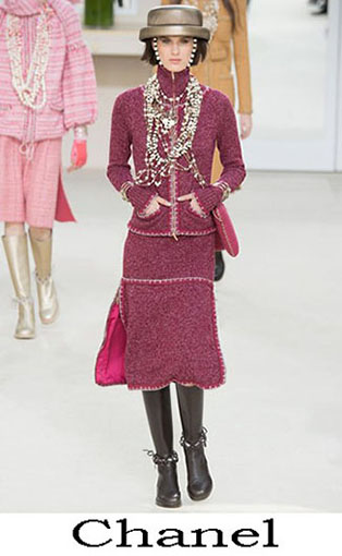 Chanel Fall Winter 2016 2017 Clothing For Women 11