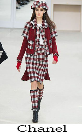 Chanel Fall Winter 2016 2017 Clothing For Women 17