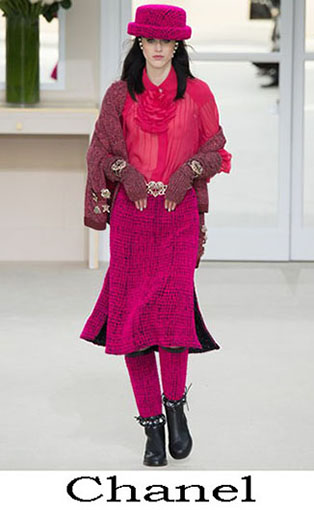 Chanel Fall Winter 2016 2017 Clothing For Women 4