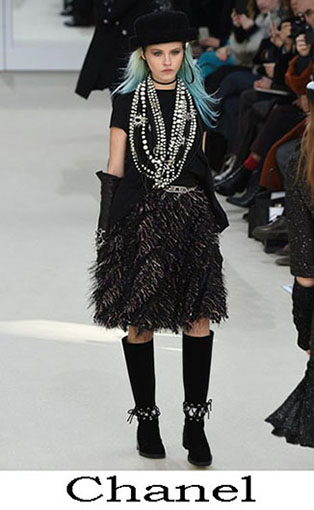 Chanel Fall Winter 2016 2017 Clothing For Women 50