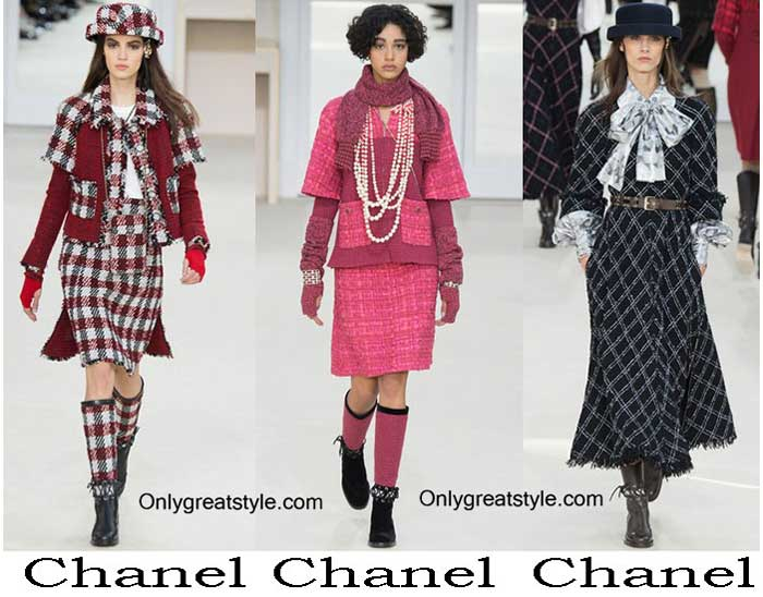 Chanel Fall Winter 2016 2017 Clothing For Women