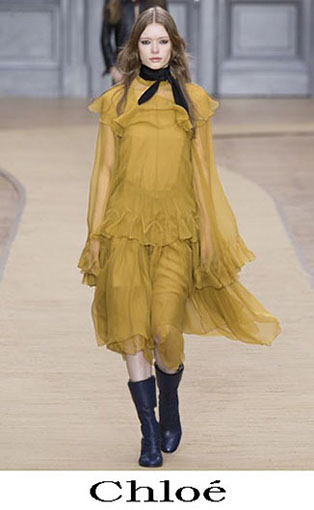 Chloé Fall Winter 2016 2017 Style Brand For Women 22