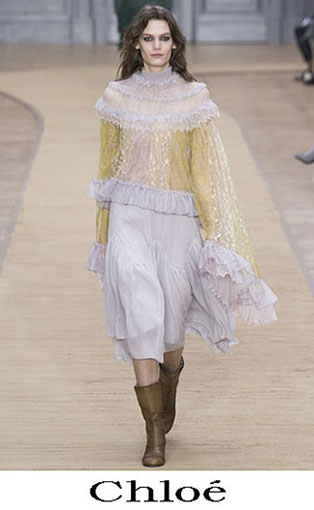 Chloé Fall Winter 2016 2017 Style Brand For Women 24