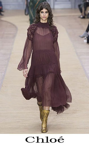 Chloé Fall Winter 2016 2017 Style Brand For Women 34