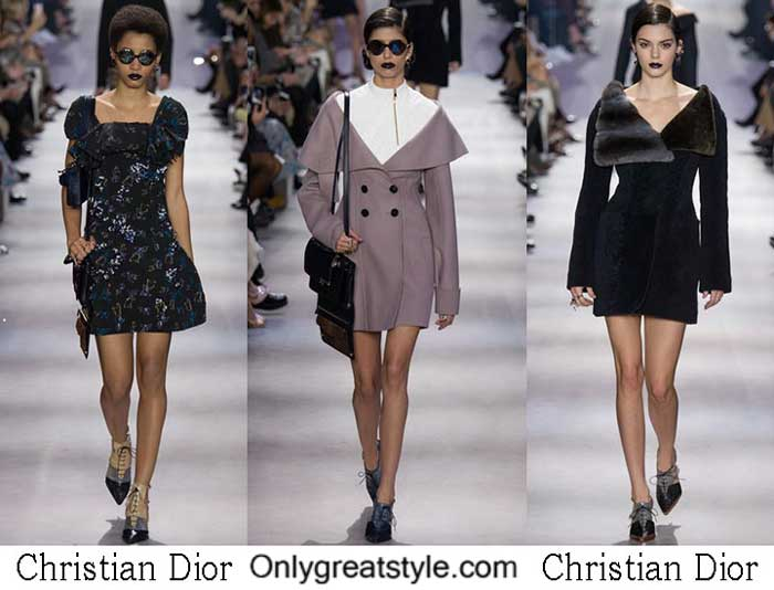 Christian Dior Fall Winter 2016 2017 Fashion For Women