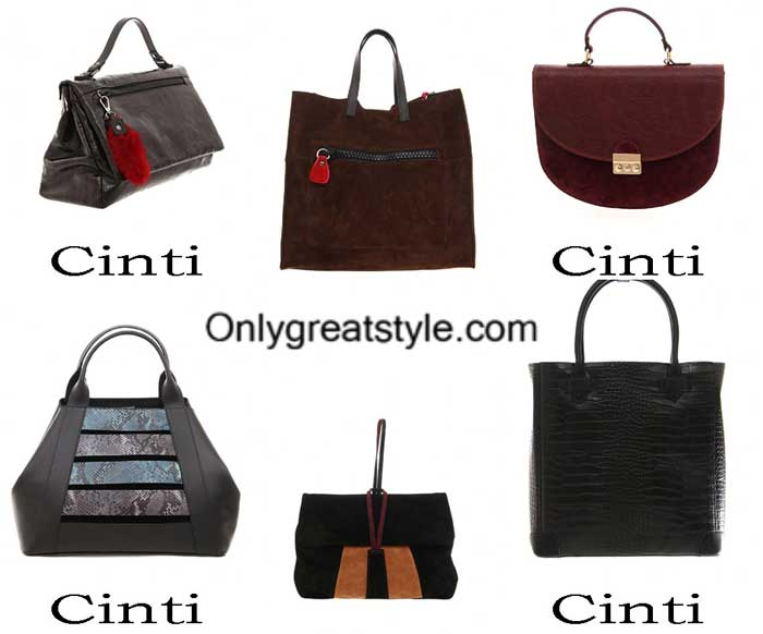 Cinti Bags Fall Winter 2016 2017 Handbags For Women