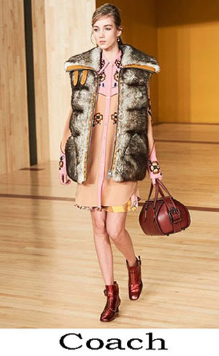 Coach Fall Winter 2016 2017 Fashion Clothing Women 12