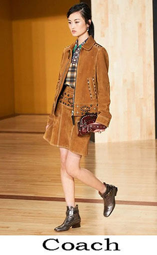 Coach Fall Winter 2016 2017 Fashion Clothing Women 15