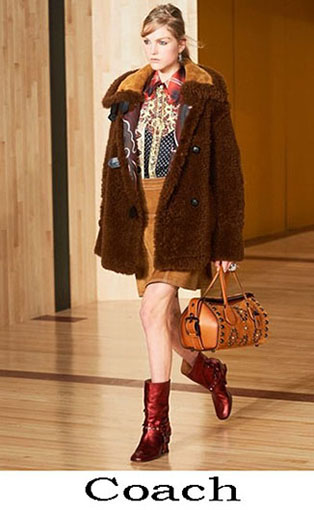Coach Fall Winter 2016 2017 Fashion Clothing Women 16
