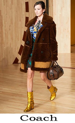 Coach Fall Winter 2016 2017 Fashion Clothing Women 17