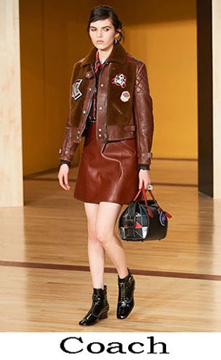Coach Fall Winter 2016 2017 Fashion Clothing Women 21