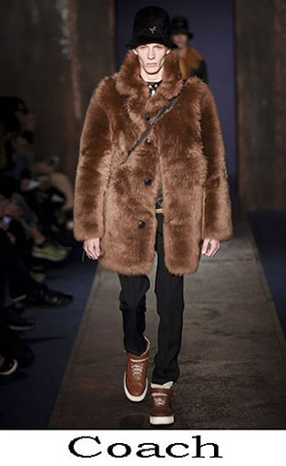 Coach Fall Winter 2016 2017 Style Brand For Men Look 1