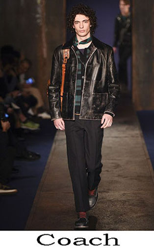 Coach Fall Winter 2016 2017 Style Brand For Men Look 10
