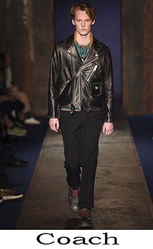 Coach Fall Winter 2016 2017 Style Brand For Men Look 11