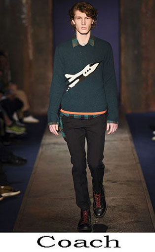 Coach Fall Winter 2016 2017 Style Brand For Men Look 12