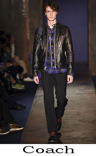 Coach Fall Winter 2016 2017 Style Brand For Men Look 13