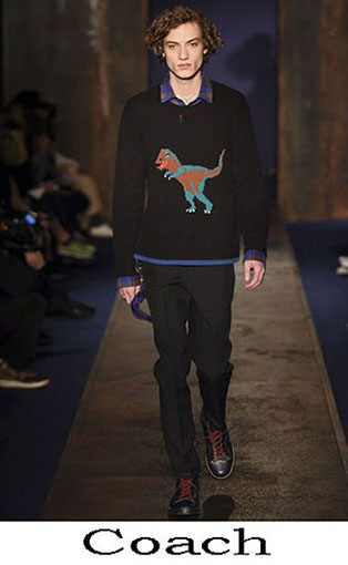 Coach Fall Winter 2016 2017 Style Brand For Men Look 14