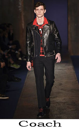 Coach Fall Winter 2016 2017 Style Brand For Men Look 17