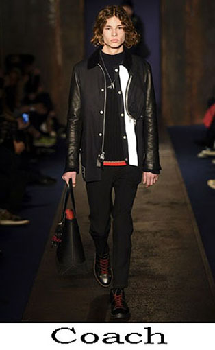 Coach Fall Winter 2016 2017 Style Brand For Men Look 19