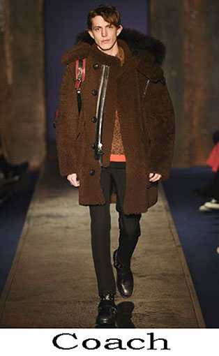 Coach Fall Winter 2016 2017 Style Brand For Men Look 2